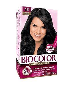 BIOCOLOR Coloração Permanente Kit 4.0 Castanho Malícia