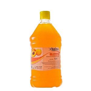 KELMA Sabonete Líquido Pêssego 1l