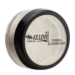 MAX LOVE Sombra Iluminadora Branca 07 2,5g