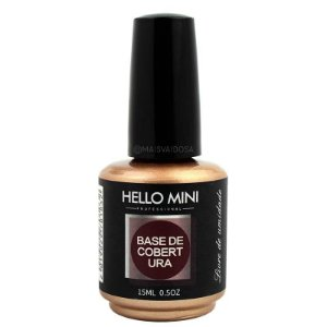HELLO MINI Base de Cobertura UV/LED 15ml