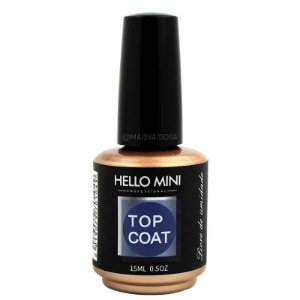 HELLO MINI Top Coat UV/LED 15ml