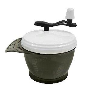 SANTA CLARA Tigela com Misturador de Tintura ou Creme importado (4777)