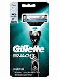 GILLETTE Aparelho de Barbear Match3