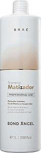 BRAÉ Bond Angel Shampoo Matizador 1l