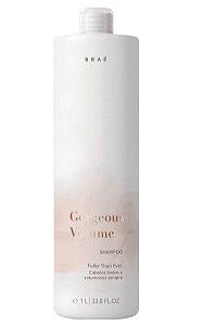 BRAÉ Gorgeous Volume Shampoo 1l