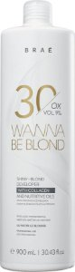 BRAÉ Wanna Be Blond Água Oxigenada 30 Volumes 900ml
