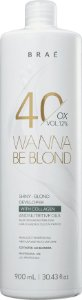 BRAÉ Wanna Be Blond Água Oxigenada 40 Volumes 900ml