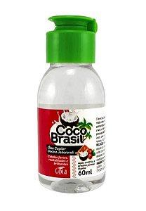 GOTA DOURADA Coco Brasil Oléo Capilar de Coco e Joborandi 60ml