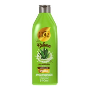 GOTA DOURADA Babosa Shampoo 340ml
