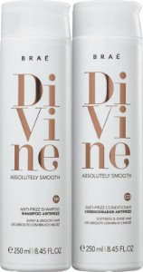 BRAÉ Divine Kit Shampoo + Condicionador Antifrizz 250ml