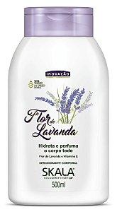 SKALA Desodorante Corporal Hidratante Vegano de Flor de Lavanda 500ml