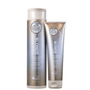 JOICO Blonde Life Kit Shampoo 300ml + Condicionador Iluminador 250ml