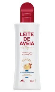 DAVENE Leite de Aveia Clássico Óleo de Amêndoas para Pele Seca 180ml