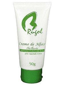 RUGOL Creme de Alface Brilhante para Pele Normal e Seca 50g