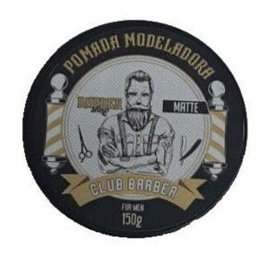 CLUB BARBER Pomada Modeladora For Men Matte 150g
