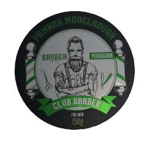 CLUB BARBER Pomada Modeladora For Men Perolizada 150g