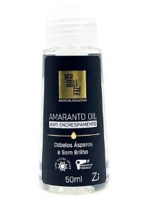VERBALIZE Amaranto Oil Anti Encrespamento 50ml