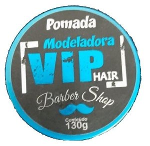 VIP HAIR Pomada Modeladora Barber Shop 130g