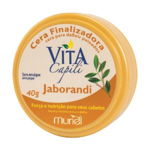 MURIEL Vita Capili Cera Finalizadora de Jaborandi 40g