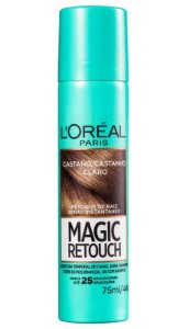 L'ORÉAL Paris Retoque de Raiz Magic Retouch Castanho Claro Spray 75ml