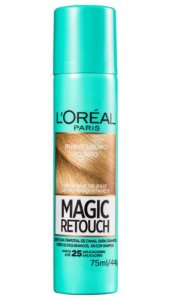 L'ORÉAL Paris Retoque de Raiz Magic Retouch Loiro Claro Spray 75ml