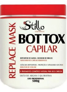 STILLO Bottox Capilar Replace Mask Máscara Capilar 500g