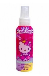 HELLO KITTY Spray Desembaraçante Perfumado 110ml