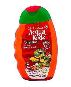 ACQUA KIDS Cabelos Lisos e Finos Shampoo Vegano 250ml