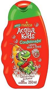 ACQUA KIDS Cabelos Lisos e Finos Condicionador Vegano 250ml