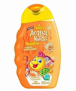 ACQUA KIDS Cabelos Cacheados Shampoo Vegano 250ml