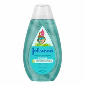 JOHNSON'S Hidratação Intensa Shampoo 200ml