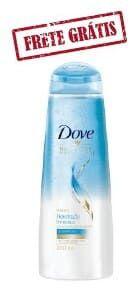 DOVE Hidratação Intensa com Infusão de Oxigênio Shampoo 200ml