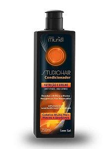 MURIEL Studio Hair Nutrição e Brilho Condicionador 250ml