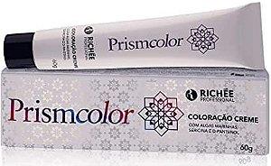 RICHÉE Professional Prismcolor Coloração Permanente 10.31 Louro Claríssimo Bege Acinzentado