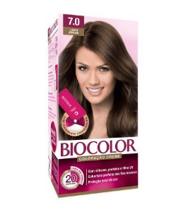 BIOCOLOR Coloração Permanente Mini Kit 7.0 Loiro Arraso