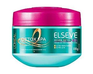 ELSEVE Hydra-Detox 48h Creme de Tratamento SPA 300g