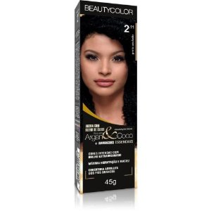 BEAUTYCOLOR Coloração Permanente Mini 2.11 Preto Azulado