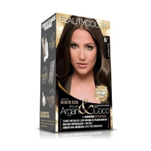 BEAUTYCOLOR Coloração Permanente Kit 6.7 Chocolate Suíço