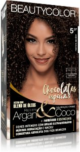 BEAUTYCOLOR Coloração Permanente Kit 5.37 Marrom Passion