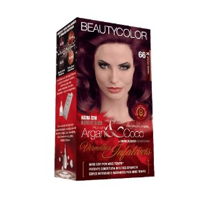 BEAUTYCOLOR Coloração Permanente Kit 66.26 Marsala Infálivel