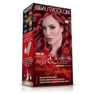 BEAUTYCOLOR Coloração Permanente Kit 66.46 Chama Provocante