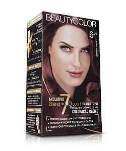 BEAUTYCOLOR Coloração Permanente Kit 6.62 Vermelho Irisado (vencimento 11/20)
