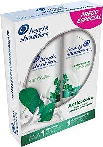 HEAD & SHOULDERS Anticoceira Kit Shampoo + Condicionador 200ml
