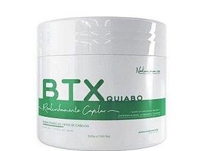 NATURIAM Btx Quiabo Botox Capilar Sem Formol 500g