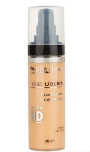 MAX LOVE Base Líquida Ultra HD 01 35ml