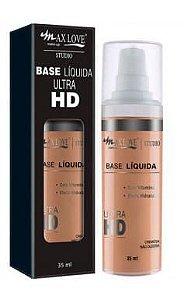 MAX LOVE Base Líquida Ultra HD 04 35ml