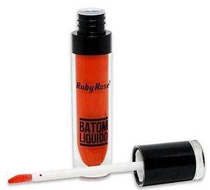 RUBY ROSE Batom Líquido Matte HB-8213 Cor 229