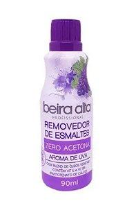 BEIRA ALTA Removedor de Esmalte Zero Acetona com Aroma de Uva 90ml