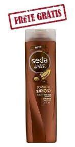 SEDA Bomba de Nutrição Shampoo 325ml