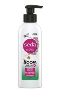 SEDA Boom Liberado Co-wash Creme de Limpeza 200ml